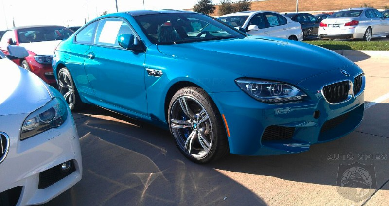 AWESOME or AWFUL: Though This BMW Color Was Offered On An Older M Car ...