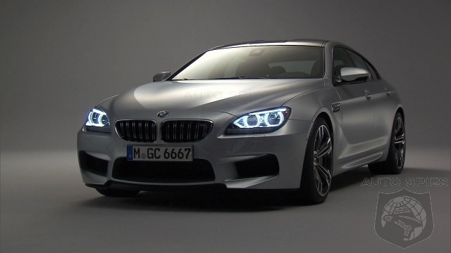 VIDEO: So, You've Seen The BMW M6 Gran Coupe BUT You Haven't LIVED Until You've Seen It Caught On Camera