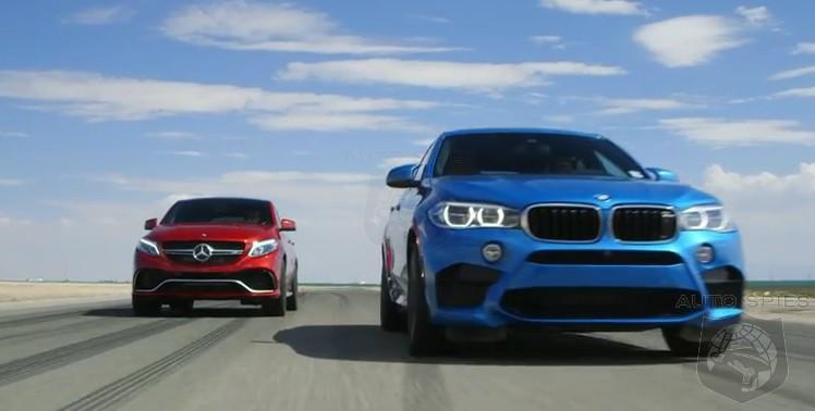 CAR WARS HighPerformance Luxury SUV Edition BMW X6M vs