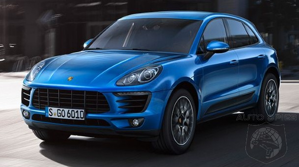 Sheer GENIUS? Porsche Offers Up Short-Term Leases To Bridge The Gap For All-New Macan Buyers