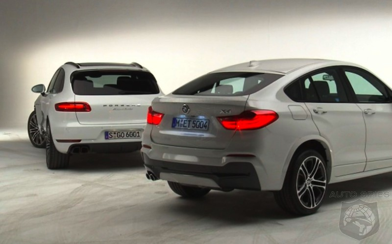CAR WARS Is The All New Porsche Macan Going To EAT The BMW X4 s Breakfast Lunch AND Dinner