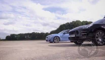 VIDEO: So, What Four-Door, Five Seater Is The BETTER Family Hauler? BMW M3 vs. Porsche Macan