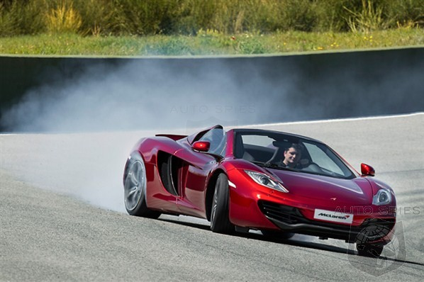 DRIVEN + VIDEO: Did McLaren Finally Get It Right With The MP4-12C Spider?