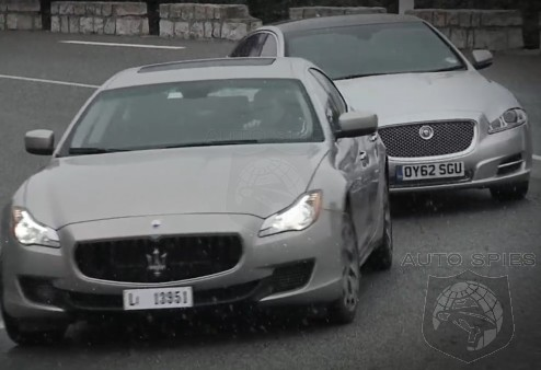 DRIVEN + VIDEO: Maserati's All-New Quattroporte - Can It Derail The Jaguar XJ?