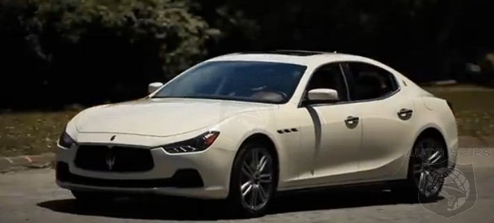 DRIVEN + VIDEO: ANOTHER NEW Review Of The Maserati Ghibli — Does It Earn ANOTHER