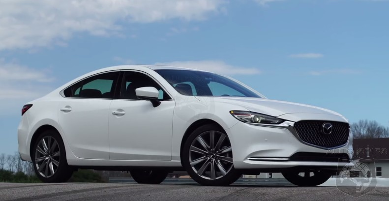 DRIVEN VIDEO So The Mazda 6 Is Good Looking And All Around Great Why Don t They Sell MORE
