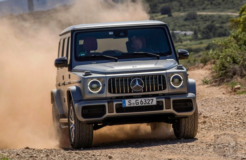 DRIVEN: So, Did Mercedes-AMG RUIN The All-new G63 OR Is It BETTER