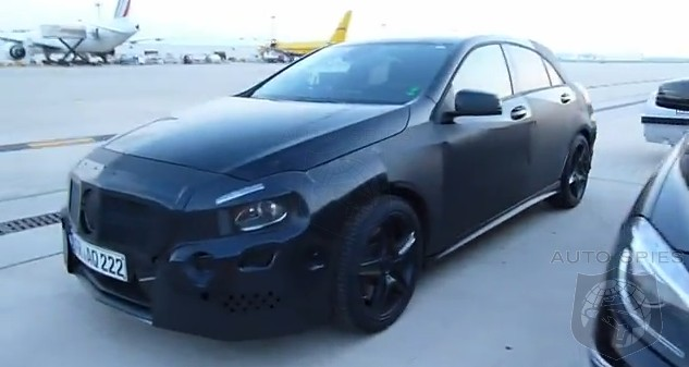 SPIED + EXCLUSIVE: A FLEET Of Mercedes-Benz AMGs CAUGHT On The Landing Strip & There's A Few Unexpected Guests