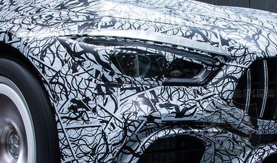 SPIED: All-new Shots Released Of The Mercedes-AMG GT Four-door Give Us The BEST Look Yet — You FEELIN' It?