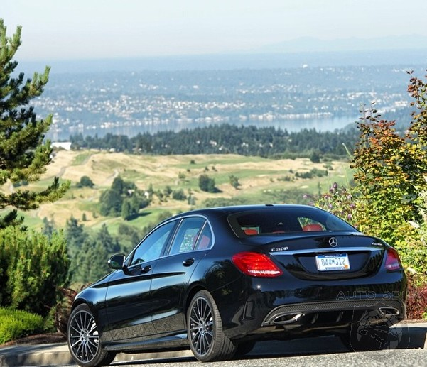 OFFICIAL: The 2015 Mercedes-Benz C-Class Gets OFFICIALLY Priced, Comes In HIGHER Than Expected