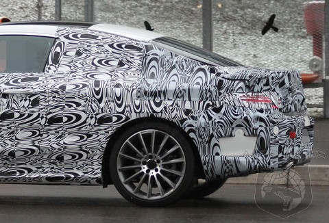 SPIED Mercedes Benz s All New C Class COUPE Gets EXPOSED For The FIRST Time All New Spy Shots