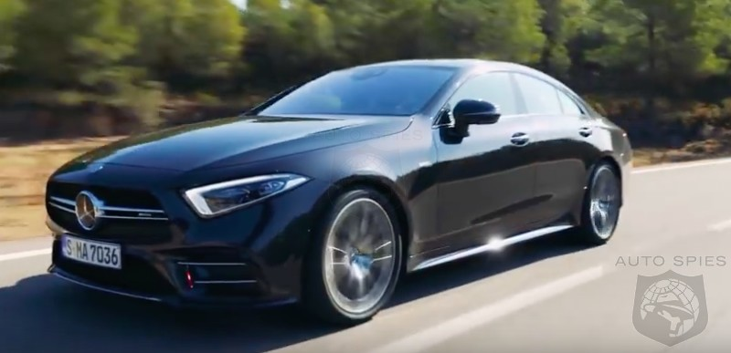 DRIVEN + VIDEO: Is The Mercedes-AMG CLS53 ALL The AMG You NEED?