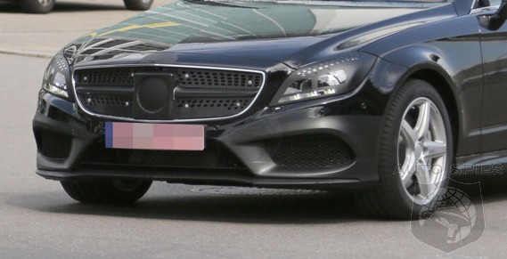 SPIED: The Four-Door Coupe That Started It All Gets TWEAKED Out For 2015 — MORE Revealed