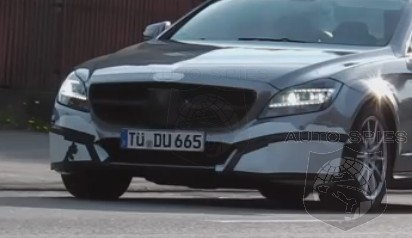 SPIED + VIDEO: Mercedes-Benz's REVAMPED CLS-Class Spotted — Notice ANYTHING Different?