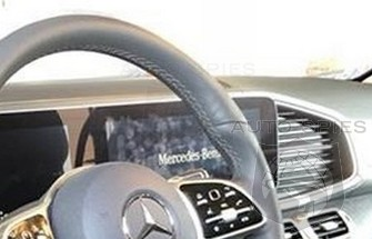 EXPOSED! The All-new Mercedes-Benz GLE's Interior Is Given The FULL MONTY In THESE Pics!