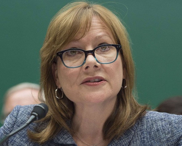 FALSE Start? TIME Names GM's CEO, Mary Barra, To Its Top 100 Most Influential People — But, Why?