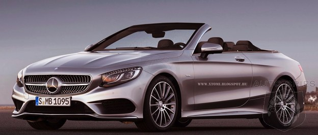 SPIED: Mercedes-Benz Will NOT Build The Ocean Drive Concept BUT Is Prepping An S-Class Coupe Cabrio