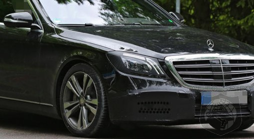 SPIED All New Spy Shots Of The 2017 MY Mercedes Benz S Class What Does It NEED To Continue Running The Luxury Show