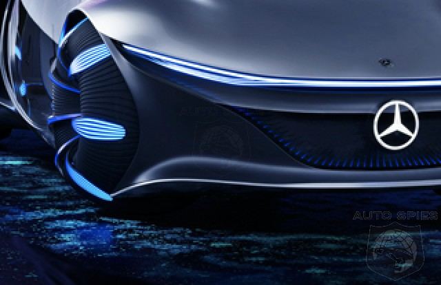 #CES: OFFICIAL! DETAILS + Pics Showcasing Mercedes-Benz's Reveal, The Vision AVTR