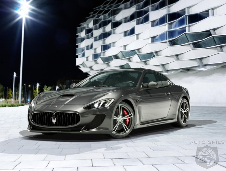 GENEVA MOTOR SHOW PREVIEW: Maserati Takes Its Racing-Inspired MC Stradale And Adds Room For Friends & Family