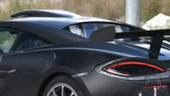 SPIED + CONFIRMED: McLaren ISN'T Done Yet, 620R Caught On Camera For The FIRST Time