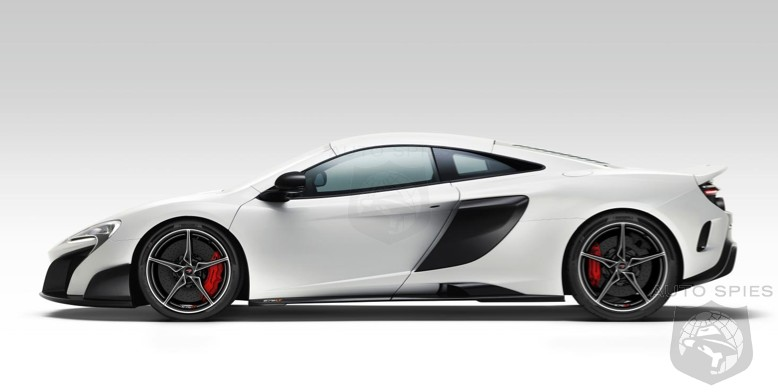 VIDEO: A McLaren 675LT Owner Lists The Five Things He DOESN'T Like About His Supercar