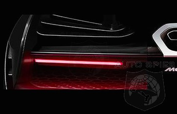 TEASED! McLaren's P1 Replacement, P15, Arrives On December 10 — FIRST Look Here