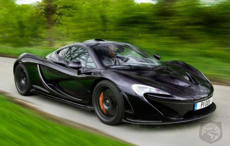 CONFIRMED: McLaren's Flagship P1 Will Be Followed Up With A Successor By 2025