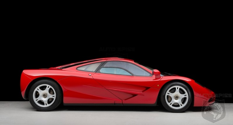 Is McLaren's P1 Ms. Right Now? McLaren F1 Exchanges Hands For Some HIDEOUS Dollars