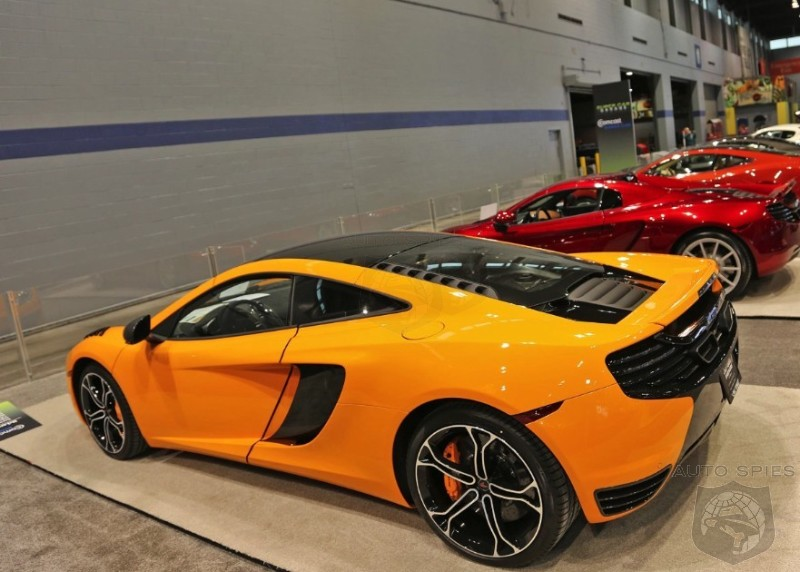 CHICAGO AUTO SHOW: The EXOTICS Come Out To Play In The Windy City