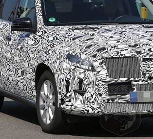 SPIED: Mercedes-Benz Preps Its M-Class For The Cameras, What Would YOU Change?