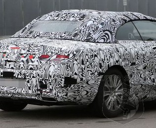 SPIED: Mercedes-Benz's S-Class Coupe Chops The Top