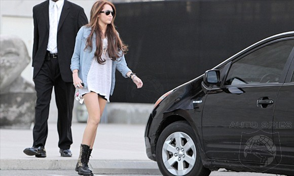 Celebrities And Their UNDERCOVER Cars, What Would YOU Do?