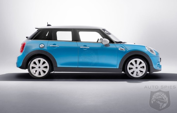 VIDEO: FIVE Things You DIDN'T Know About The All-New MINI Cooper 4-Door EXPOSED