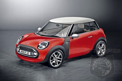 MINI's Smallest Creation Since The Original Cooper Gets The Go-Ahead