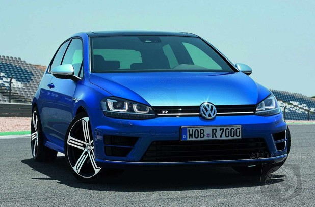 OFFICIAL: Pricing Announced For The 2015 Volkswagen Golf R — Is Nearly $37,000 For A