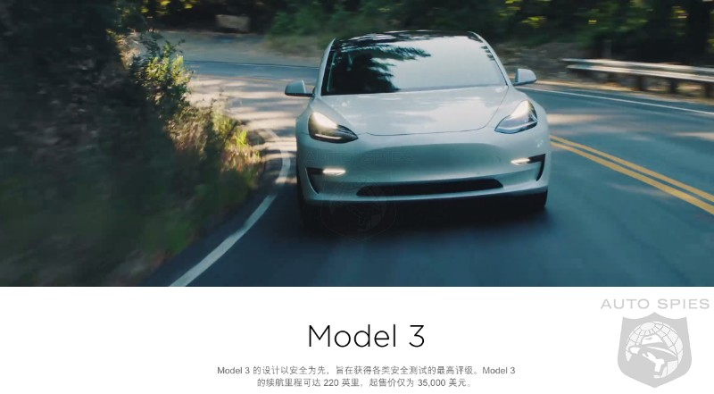Are Tesla Model 3 Sales About To Take OFF? Model 3 Order Bank Is OPEN In China, NOW