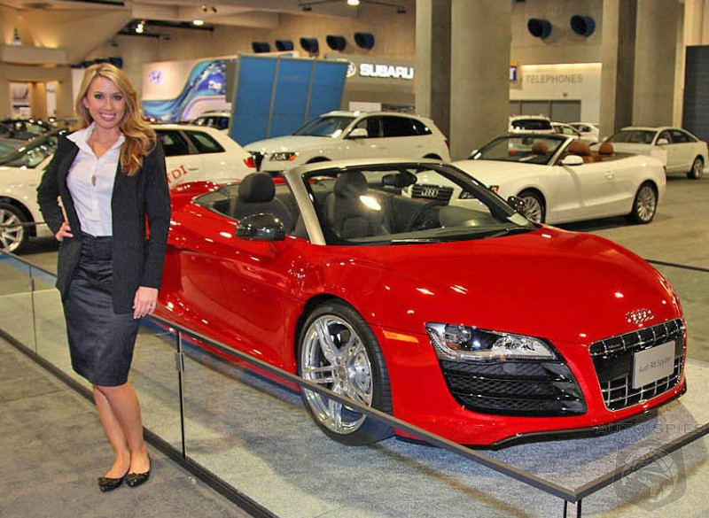 San Diego Auto Show What A Town R Displays The GOODS - San diego car show schedule