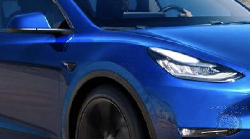 REVEALED! The Tesla Model Y Is OFFICIAL — VIDEO + INFO Posted HERE!