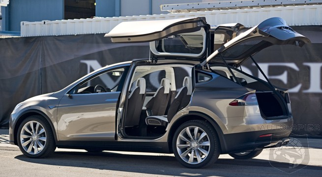 DEBATE: Forget The Model S, That Was JUST The Appetizer — Tesla Model X Is