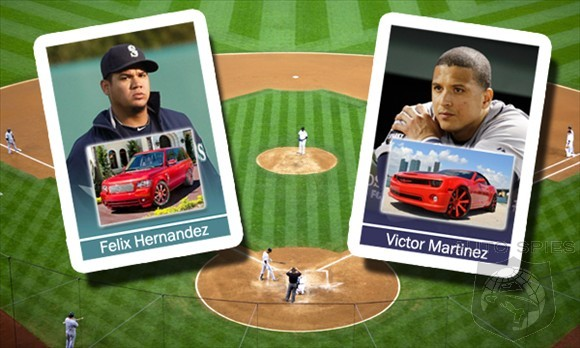 Baseball Stars And Their Cars - We Guarantee You There Are A Couple Of SURPRISES