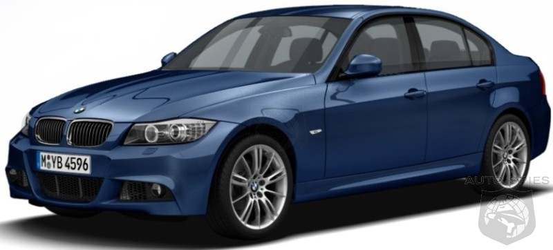 Is The BMW Series M Sport Package Worth The Does It Change - Bmw 3 series m sport package