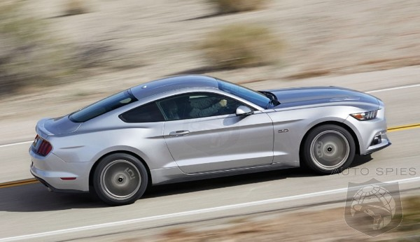 OFFICIAL: Pricing For The 2015 Ford Mustang RELEASED — Too HIGH Or JUST RIGHT?