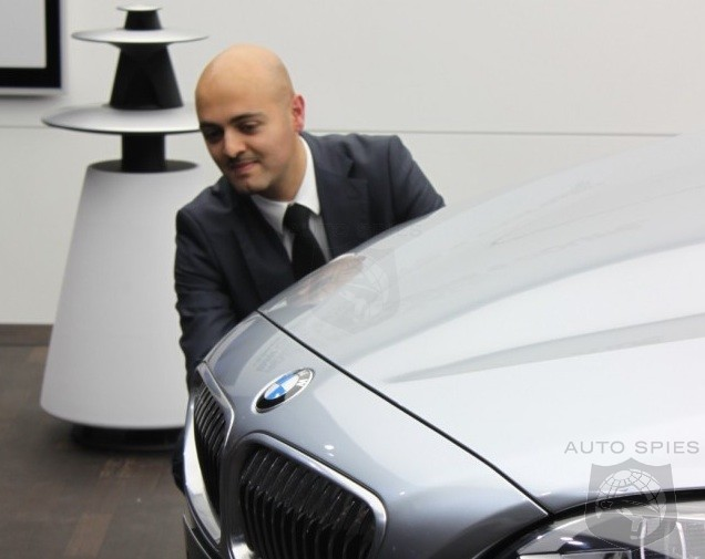In-Depth Insight Into BMW's 6-Series Coupe Concept From The Designer Himself