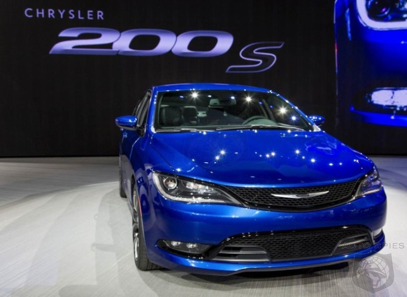 DETROIT AUTO SHOW: Is The All-New Chrysler 200 A STUD or DUD? Did Chrysler Swing For The Fences And MISS?