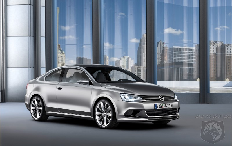 Rendering Is This What The Upcoming Vw Jetta Has To Look Like Drop Its