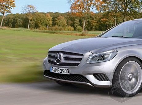 RENDERED SPECULATION: We Know Mercedes Is Working On The Next-Gen C-Class - What If It Looks Like THIS?
