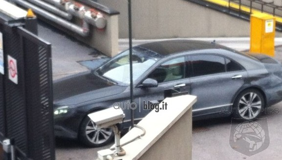 SPIED: The Next-Gen Mercedes-Benz S Is SPOTTED AGAIN!