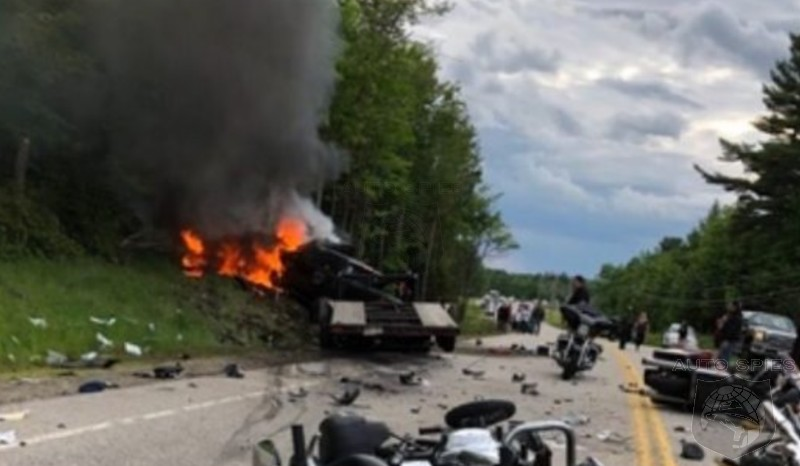 Terrible Accident In New Hampshire Kills 7 Motorcyclists And