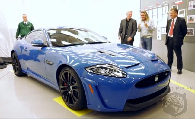 VIDEO: Iron Maiden's Nicko McBrain Is The Proud New Owner Of A Proper Jaguar